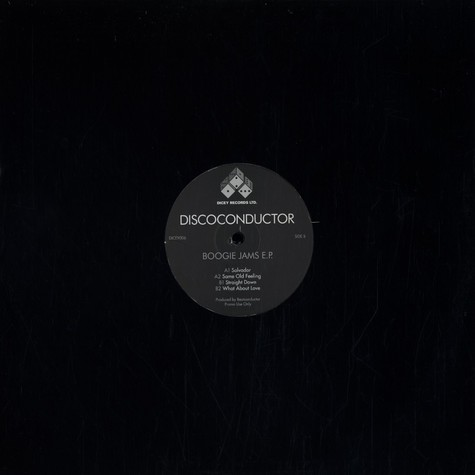 Discoconductor - Boogie jams EP