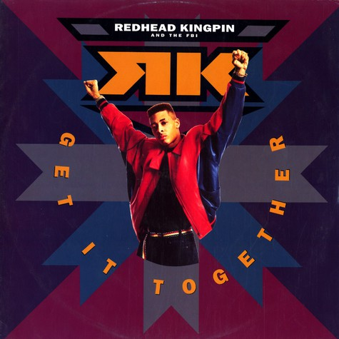 Redhead Kingpin And The FBI - Get it together