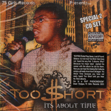 Too Short - Its about time