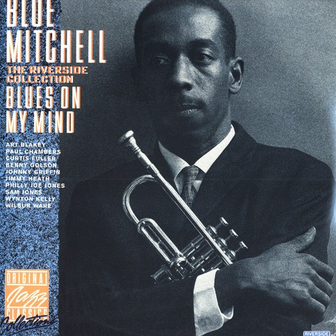 Blue Mitchell - Blues on my mind - the Riverside collection