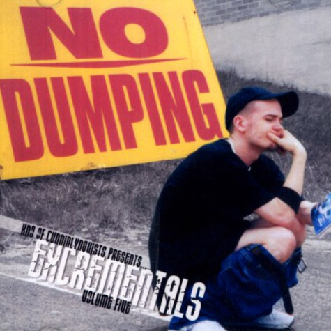 Kno of Cunninlynguists - Excrementals volume 5