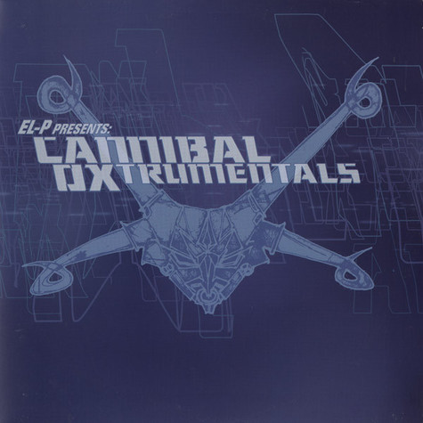 Cannibal Ox - El-P Presents Cannibal Oxtrumentals