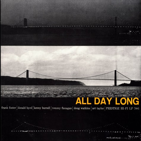 Kenny Burrell & Donald Byrd - All day long