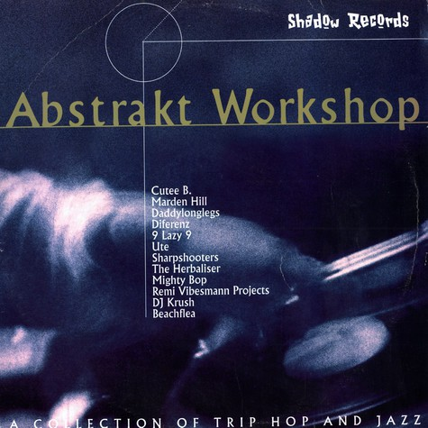 V.A. - Abstract workshop - a collection of trip hop and jazz
