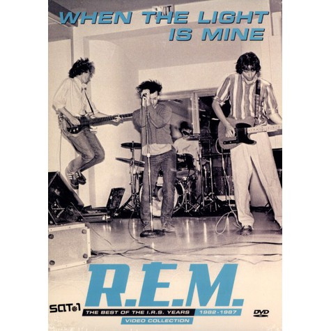 R.E.M - The best of I.R.S. years