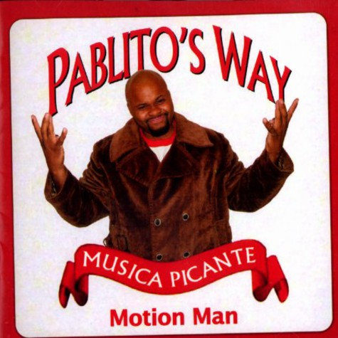Motion Man - Pablito's way - musica picante