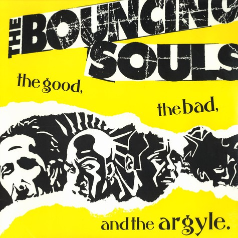 Bouncing Souls, The - The good, the bad, and the argyle