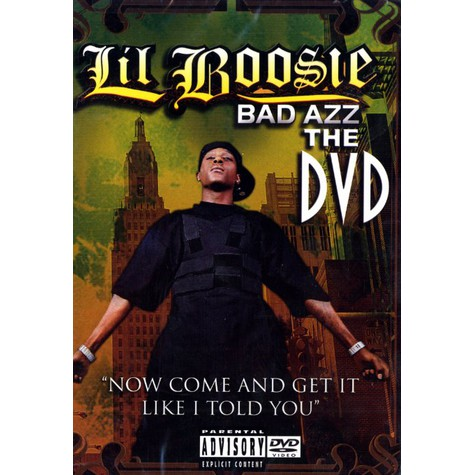 Lil Boosie - Bad azz the DVD