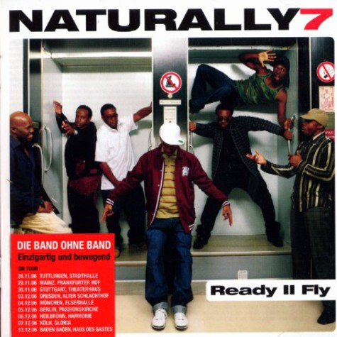 Naturally 7 - Ready II fly