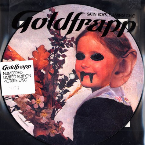 Goldfrapp - Satin chic