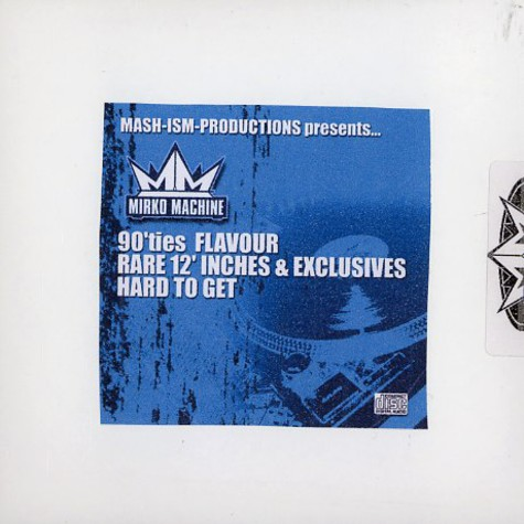 DJ Mirko Machine - 90ties flavour