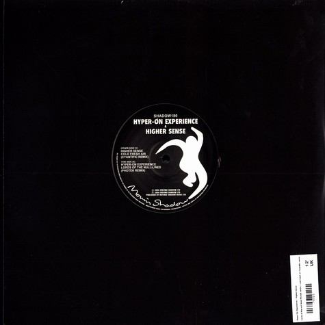 Hyper-On Experience /  Higher Sense - Lords of the null lines Photek remix /  cold fresh air Cyantific remix