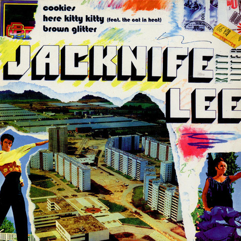 Jacknife Lee - Kitty litter EP
