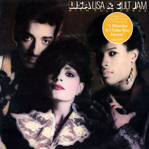 Lisa Lisa and Cult Jam with Full Force - Lisa Lisa and Cult Jam with Full Force