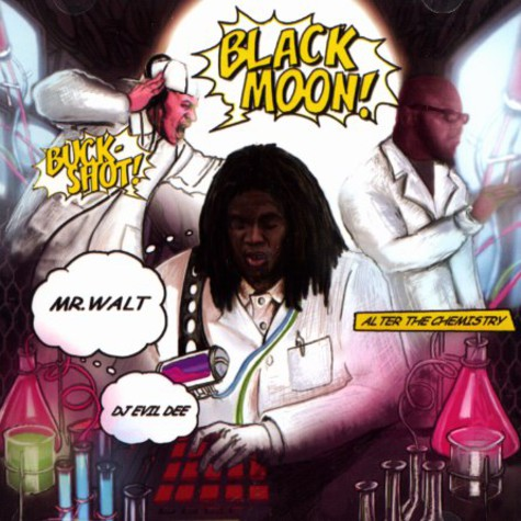Black Moon - Alter the chemistry