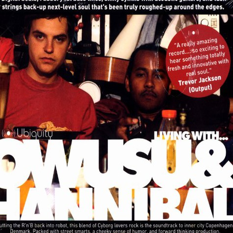 Owusu & Hannibal - Living with Owusu & Hannibal