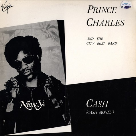Prince Charles And The City Beat Band - Cash (Cash Money)