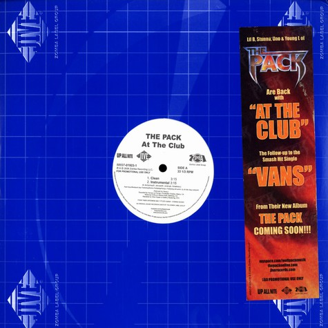 Pack, The - At the club