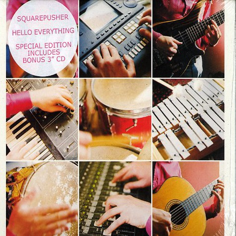 Squarepusher - Hello everything special edition