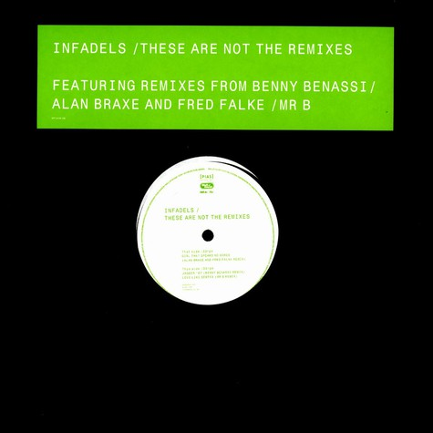 Infadels - These are not the remixes
