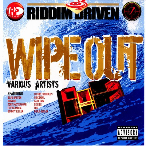 Riddim Driven - Wipe out