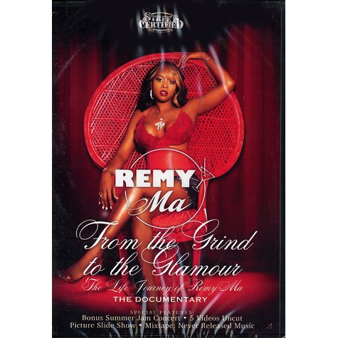 Remy Ma - From the grind to the glamour