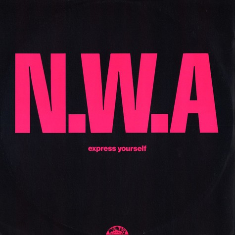 NWA - Express yourself
