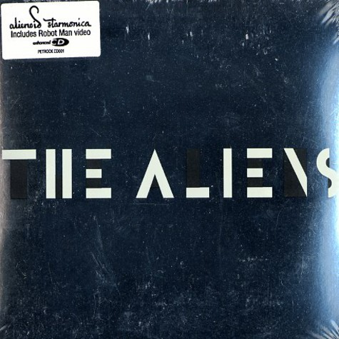 Aliens, The - Alienoid starmonica EP