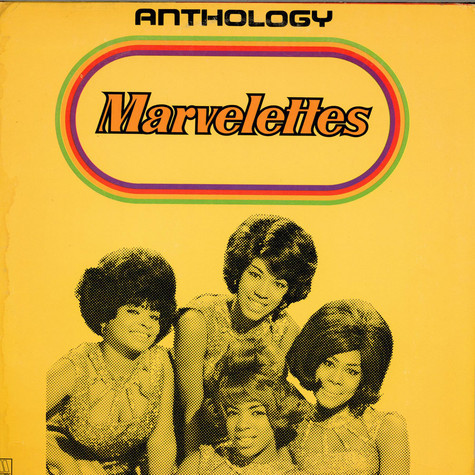 Marvelettes; The - Anthology