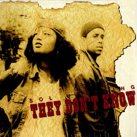Sol Uprising (Lil Sci of Scienz Of Life & Stacy Epps) - They don't know
