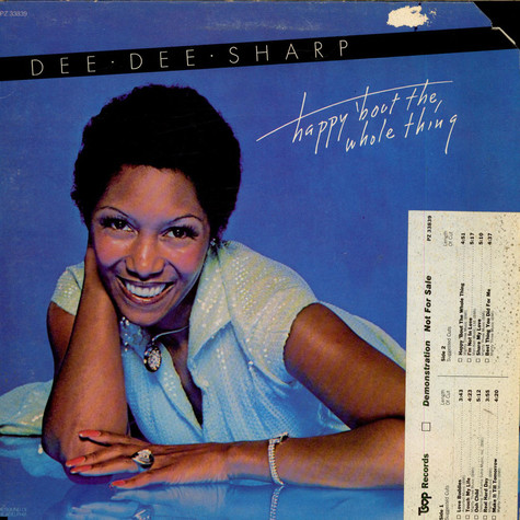 Dee Dee Sharp Gamble - Happy 'Bout The Whole Thing
