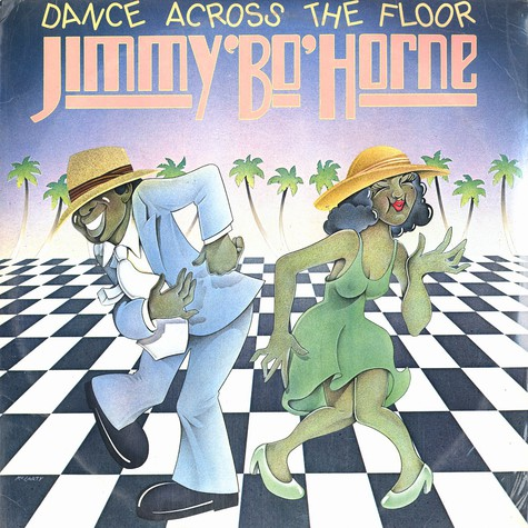 Jimmy Bo Horne - Dance across the floor