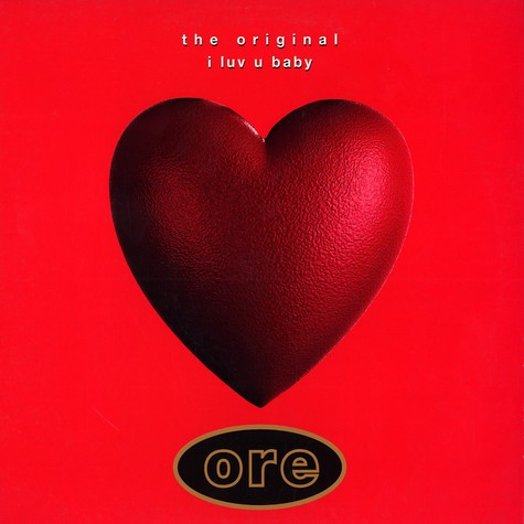 Original, The - I luv u baby