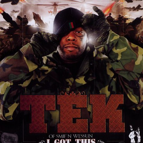 Tek of Smif N Wessun - I got this
