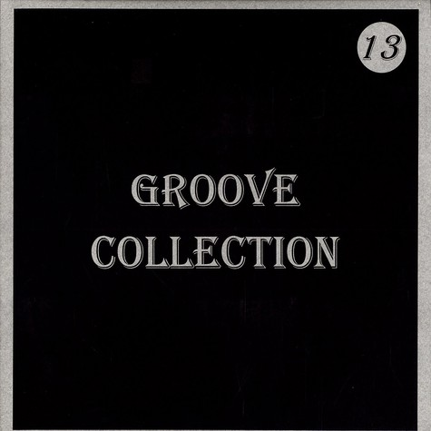 Groove Collection - Volume 13
