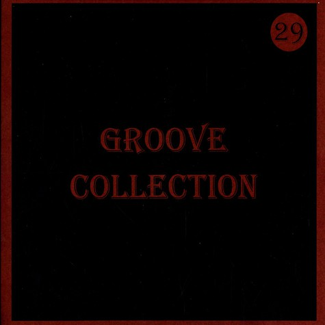 Groove Collection - Volume 29