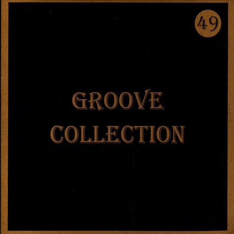 Groove Collection - Volume 49