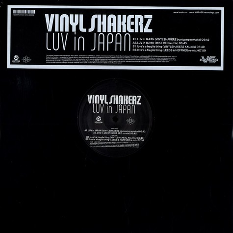 Vinylshakerz - Luv in Japan