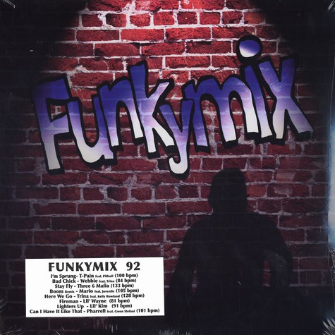 Funky Mix - Volume 92