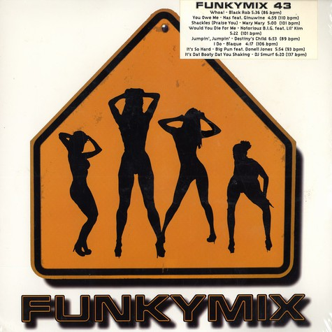 Funky Mix - Volume 43
