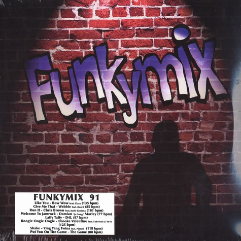 Funky Mix - Volume 91