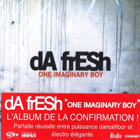 Da Fresh - One imaginary boy