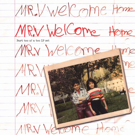 Mr. V - Welcome home part 2