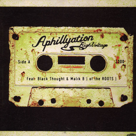 Aphillyation - High Voltage