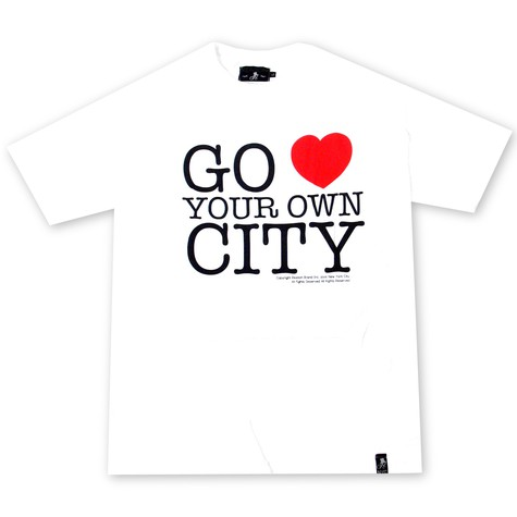 Reason - Go love your own city T-Shirt