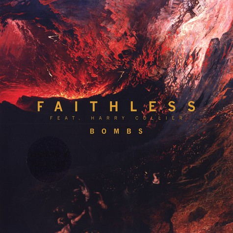 Faithless - Bombs feat. Harvier Collier X-Press 2 remix
