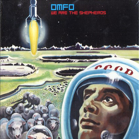 Omfo - We are the shepherds