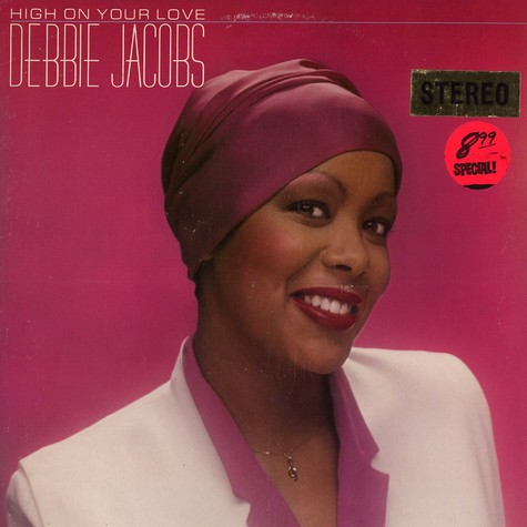 Debbie Jacobs - High on your love
