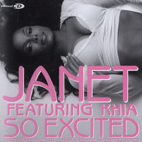 Janet Jackson - So excited feat. Khia
