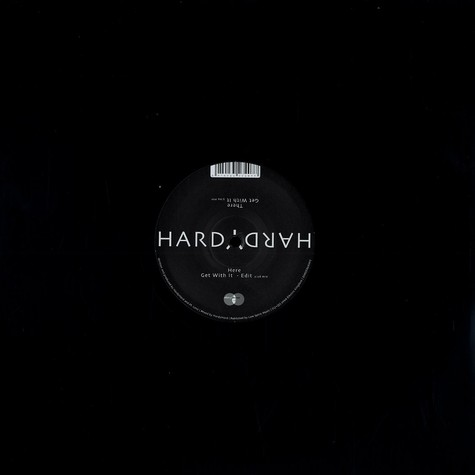 Hardy Hard - Get with it
